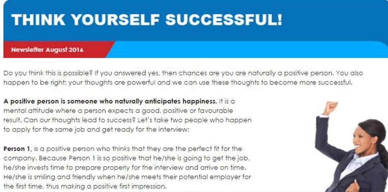 thinking-you-are-successsful