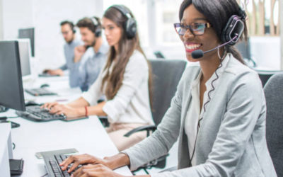Customer Service & Sales Techniques in a Contact Centre